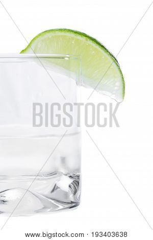 Clear Shot With A Lime