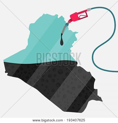 Oil Of Iraq