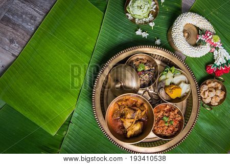 Lanna style Northern Thai food thailand asia