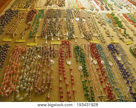 Semiprecious Stone Necklaces