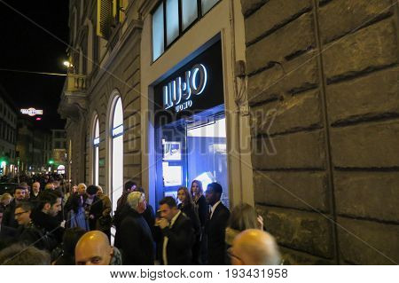 Liu Jo Uomo Store In Florence