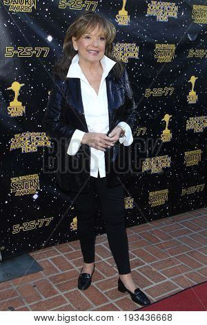 BURBANK - JUN 28: Dawn Wells at the 43rd Annual Saturn Awards at The Castaway on June 28, 2017 in Burbank, California