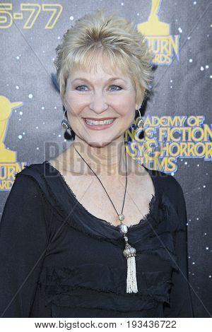 BURBANK - JUN 28: Dee Wallace at the 43rd Annual Saturn Awards at The Castaway on June 28, 2017 in Burbank, California