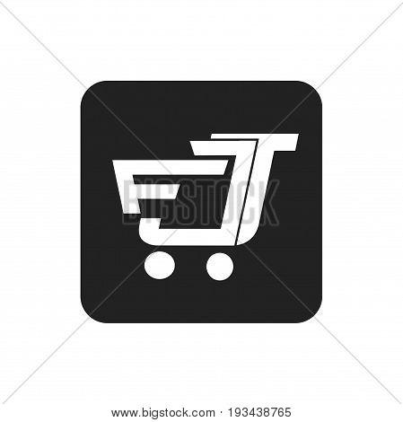 shop logo design, shoping logo, market logo