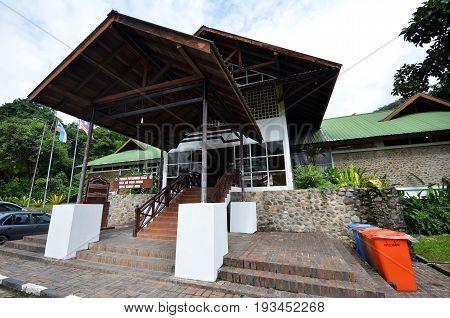 Poring Hot Spring, Sabah, Malaysia