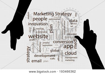 Marketing Concept Of Business Development