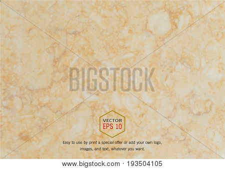 Light cream marble texture, Vector background, Trendy template inspiration for your design product, Easy to use by print a special offer or add your own logo, images, and text , whatever you want.