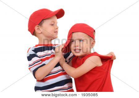 Children Fight