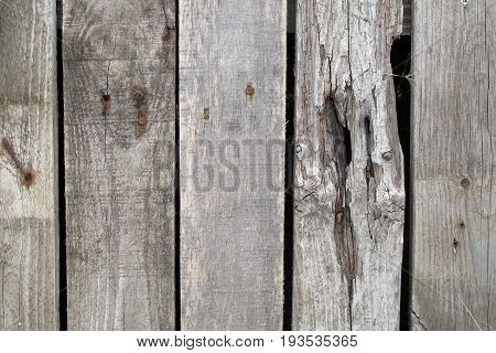 A grey Vertical wood slats for backgrounds