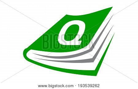 This image describe about Book Initial Q