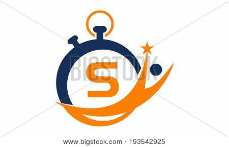 This image describe about Success Time Management Letter S