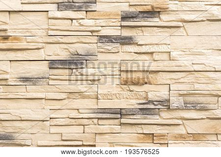 Brick wall background / Old brown Bricks Wall Pattern brick wall texture or brick wall background on day noon light for interior or exterior brick wall building and brick wall decoration texture.