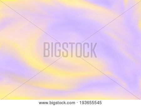 Abstract Background In Yellow And Purple Tones