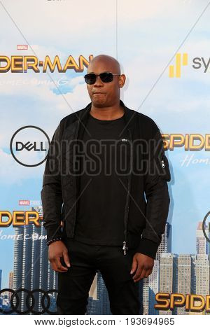 LOS ANGELES - JUN 28:  Bokeem Woodbine at the