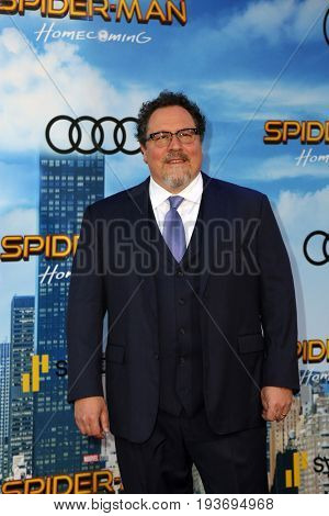 LOS ANGELES - JUN 28:  Jon Favreau at the