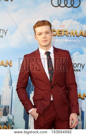 LOS ANGELES - JUN 28:  Cameron Monaghan at the