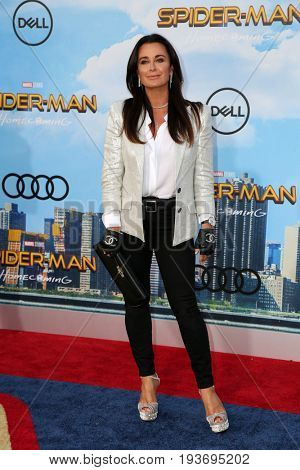 LOS ANGELES - JUN 28:  Kyle Richards at the