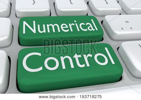 Numerical Control Concept