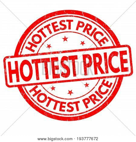 Hottest Price Sign Or Stamp