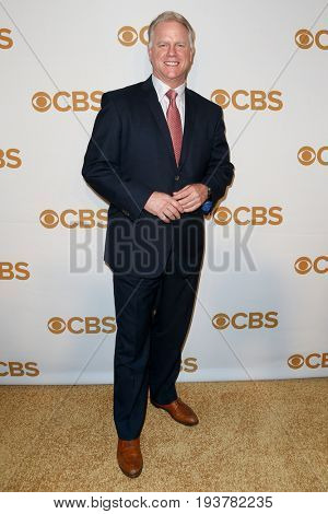 Former New York Jets quarterback Boomer Esiason attends the 2015 CBS Upfront at The Tent at Lincoln Center on May 13, 2015 in New York City.