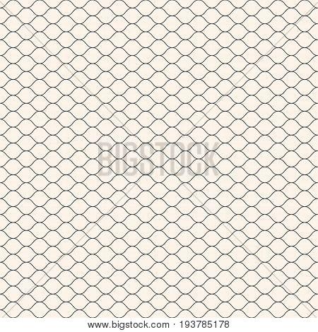 Fishnet pattern
