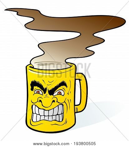 Ferocious Cup Of Coffee to get you going.