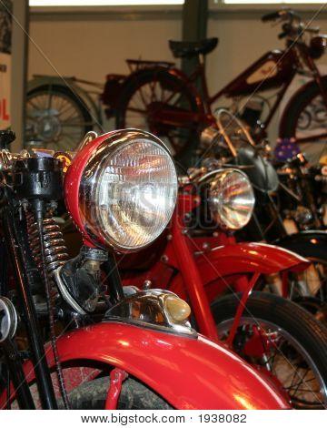 Old Motorbikes