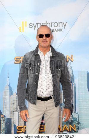 LOS ANGELES - JUN 28:  Michael Keaton at the