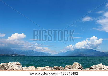 Garda Lake, Italy