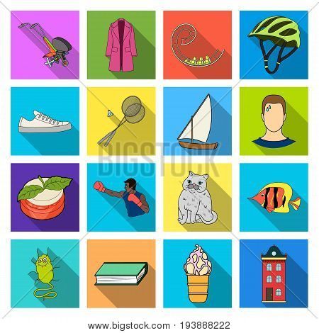 hygiene, recreation, tourism hygiene, recreation, tourismsports business medicine icons in set collection