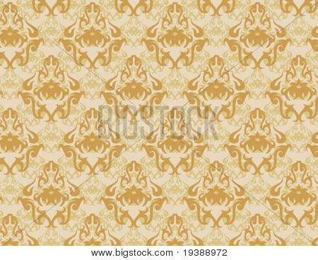 damask like vector wallpaper, check my portfolio for more great vectors