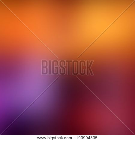 Mixed colorful gradient abstract background with purplered and orange colors - warm color background concept