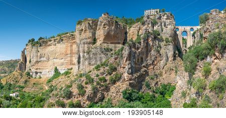 Ronda, Andalucia, Spain