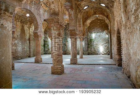 Arabic Baths - Ronda, Andalucia, Spain