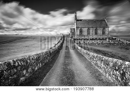 Boarhill Church, East neuk of Fife, Scotland