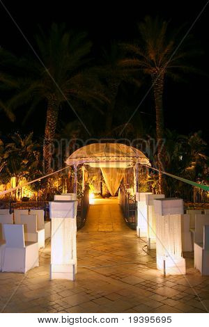 The Jewish wedding