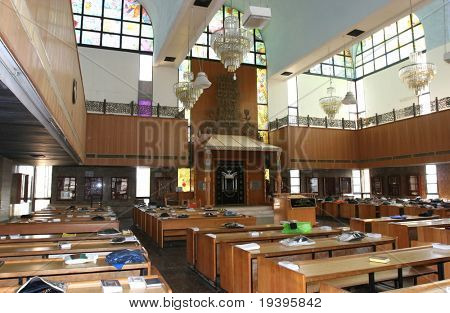 Greater synagogue