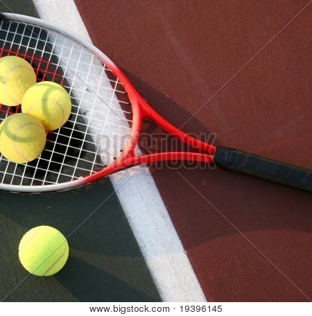 The big tennis