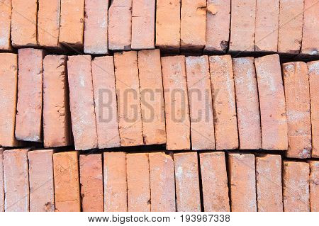 Brick red brick construction equipment  for building