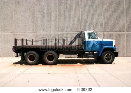 Flat Bed Side