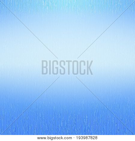 Blue glowing speckled bacground. Soft vector background
