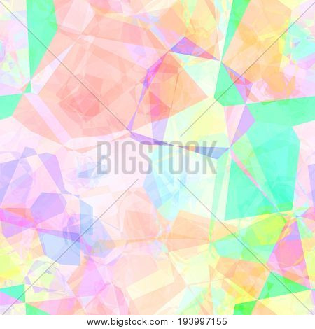 Classy Decoration Background with Repeatable Abstract Concept Art