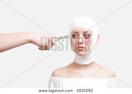 Surgery Victim