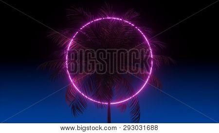 3d Vaporwave Render Image & Photo (Free Trial)   Bigstock