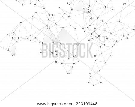 Block Chain Global Vector Photo Free Trial