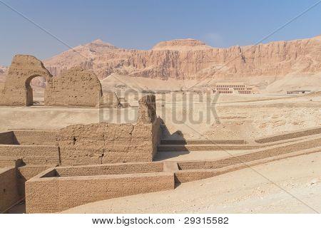 Hatchepsut Temple Ruins (Egypt)