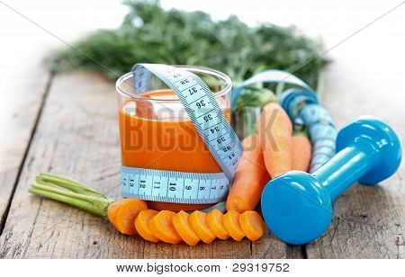 Diet With Vegetables