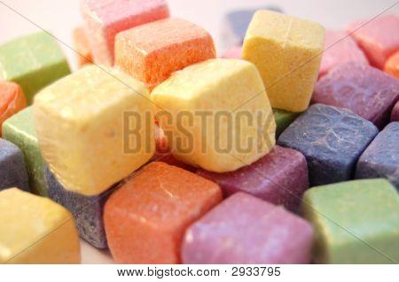 Colourful Cubes