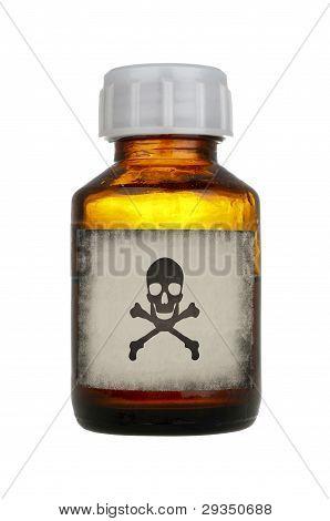 Old Bottle Of Poison