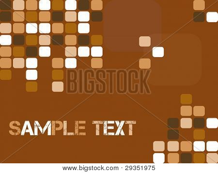 abstract checker background